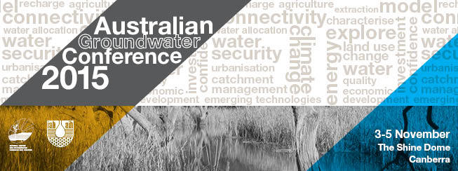 Australian Groundwater Conference 2015